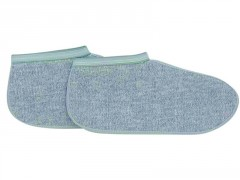 CHAUSSON BOTTE GRIS TAILLE 38/39